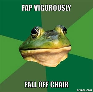 Fall Off Chair