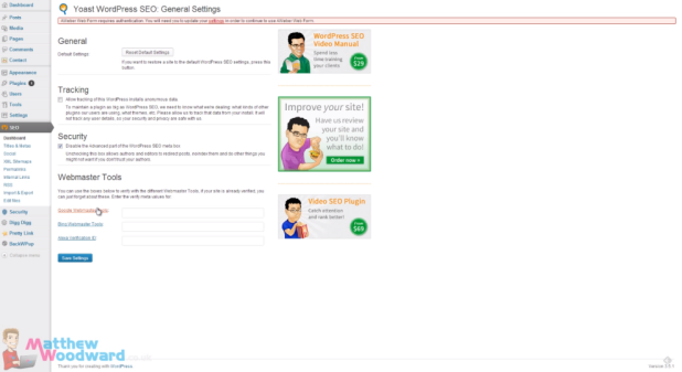 create a blog easily