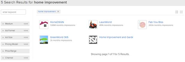 home improvement - bsa search