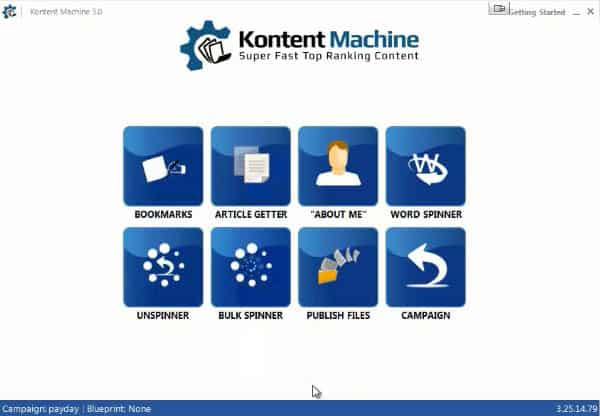 Other Kontent Machine tools