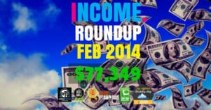 Income Report Roundup – February 2014