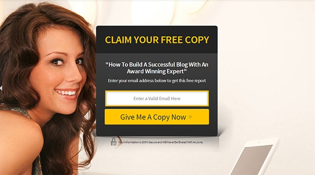 leadpages template 3