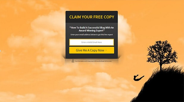 Lead Pages Landing Page