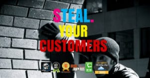 Stealing Customers From Competitors Has Never Been This Easy