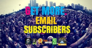 Ultimate Email Marketing Part 3 – How To Get Email Subscribers