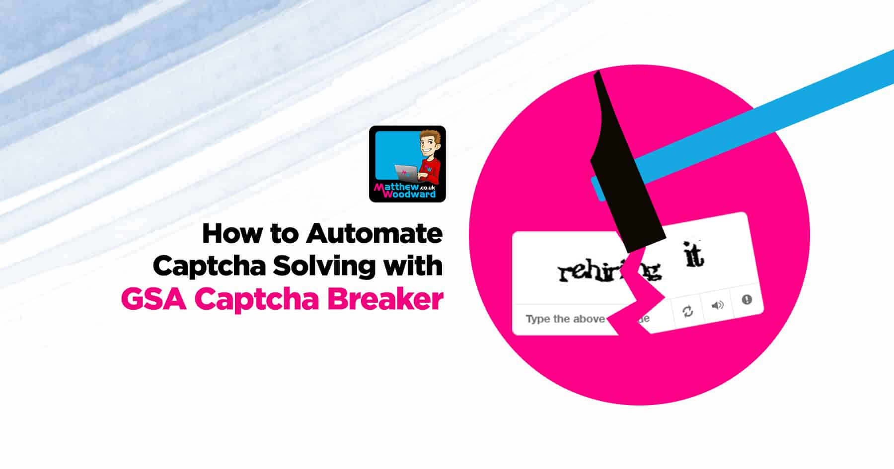 How To Automate Captcha Solving With GSA Captcha Breaker