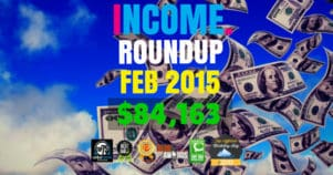 Income Report Roundup – February 2015