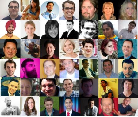social media marketing expert collage