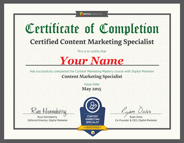 digitalmarketer-content-certification