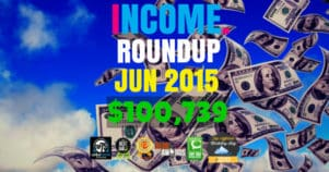 Income Report Roundup – June 2015