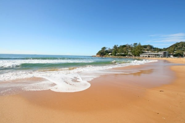 My family swapped British rain for fun in the sun on Avoca Beach, New South Wales.