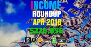 Income Report Roundup – April 2016