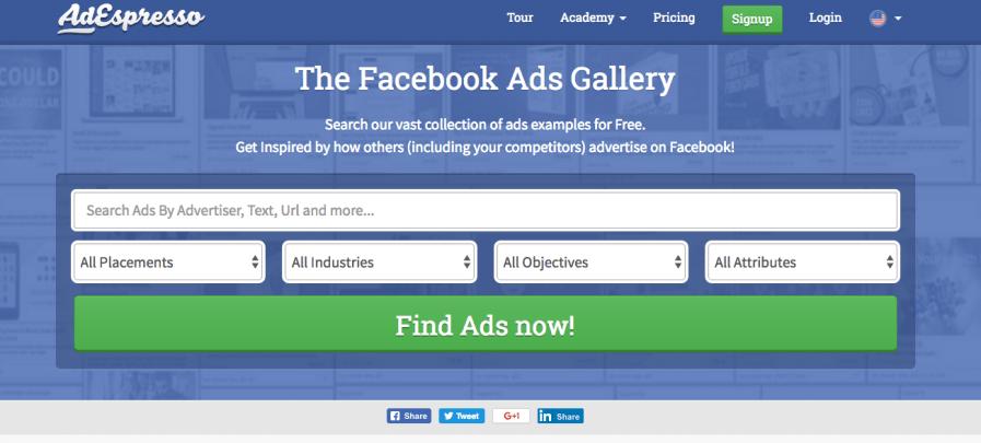 adspresso home page