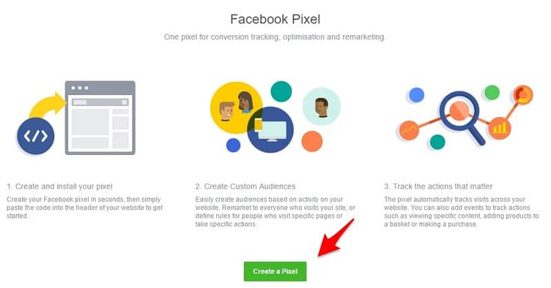 facebook pixels