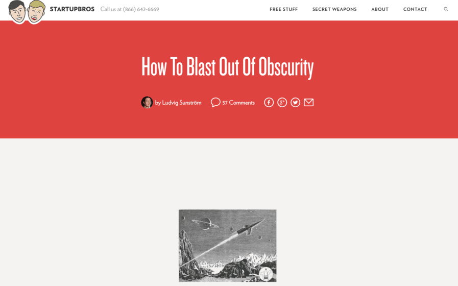 startupbros-how-to-blast-out-of-obscurity
