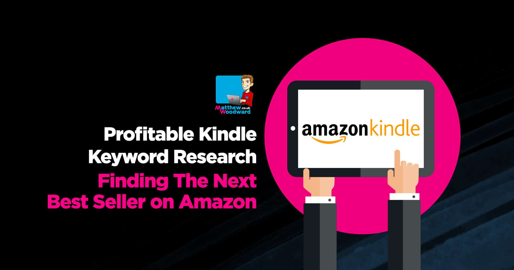 Profitable Kindle Keyword Research Finding The Next Best