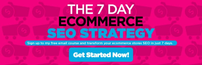 Free Ecommerce ranking Course