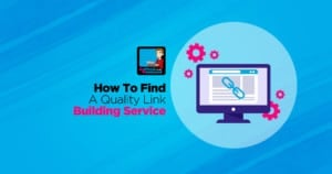 Link Building Services: What You REALLY Need To Know