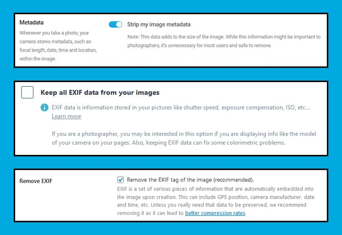 Image SEO is for optimizing images beyond just alt text